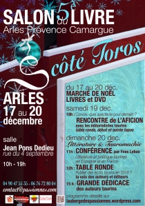 affiche co^te´ toros WEB